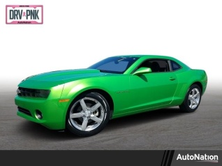 2017 Chevrolet Camaro Lt With 1lt Coupe For In Mobile Al
