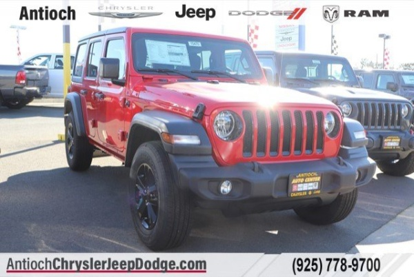 2020 Jeep Wrangler in Antioch, CA