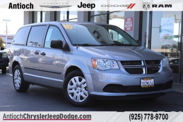 2016 Dodge Grand Caravan in Antioch, CA