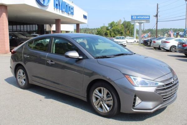 2020 Hyundai Elantra in MIlledgeville, GA