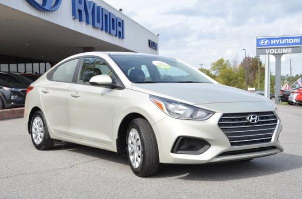 2019 Hyundai Accent in MIlledgeville, GA
