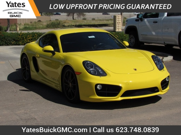 2016 Porsche Cayman in Goodyear, AZ