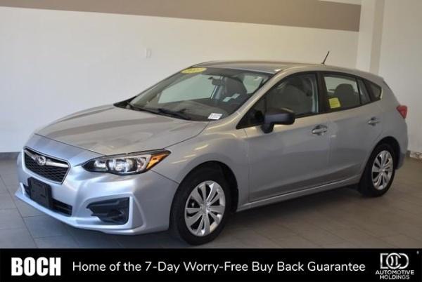 2017 Subaru Impreza in North Attleboro, MA