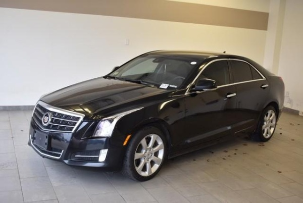 2014 Cadillac ATS 3.6L Performance