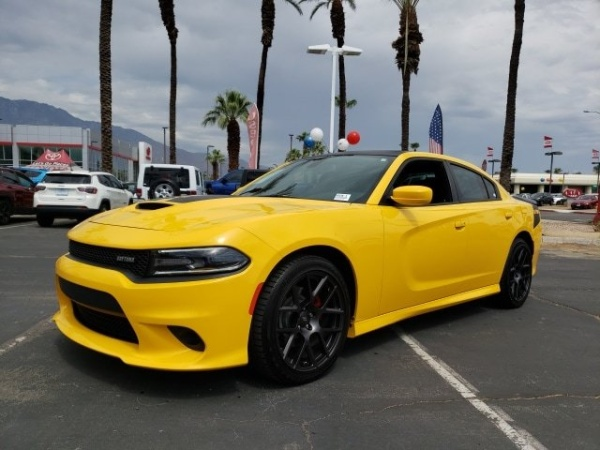 2018 Dodge Charger in Cathedral City, CA