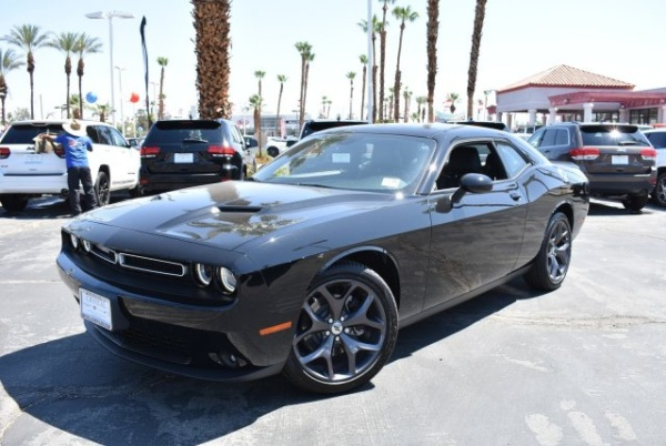 2019 Dodge Challenger in Cathedral City, CA
