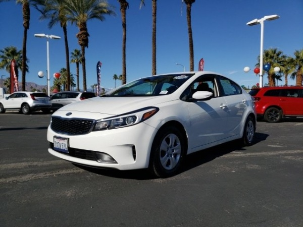 2017 Kia Forte in Cathedral City, CA