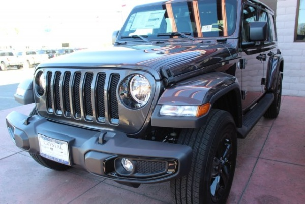 2020 Jeep Wrangler in Cathedral City, CA