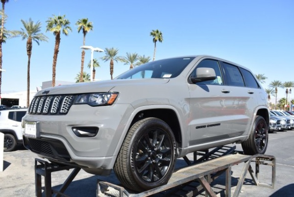 2020 Jeep Grand Cherokee in Cathedral City, CA