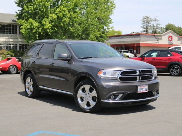 2015 Dodge Durango in Sonoma, CA