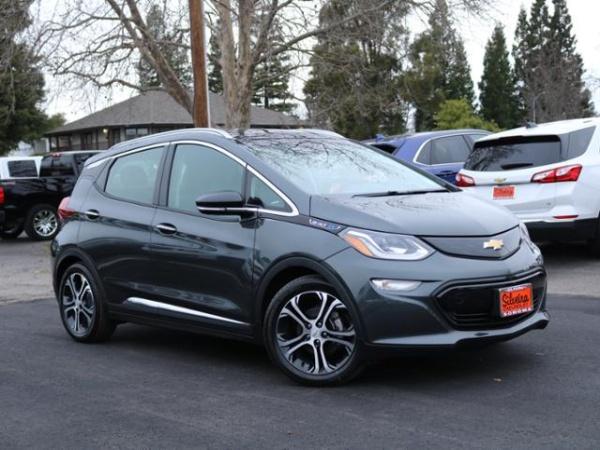 2019 Chevrolet Bolt Premier