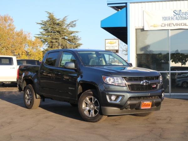 2020 Chevrolet Colorado in Sonoma, CA