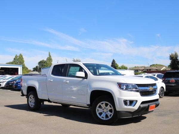 2019 Chevrolet Colorado in Sonoma, CA