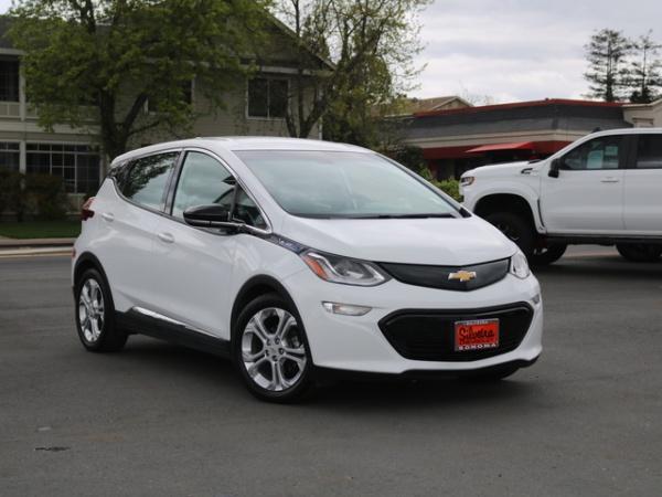 2017 Chevrolet Bolt EV in Sonoma, CA