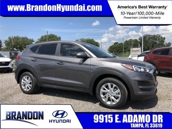2020 Hyundai Tucson in Tampa, FL