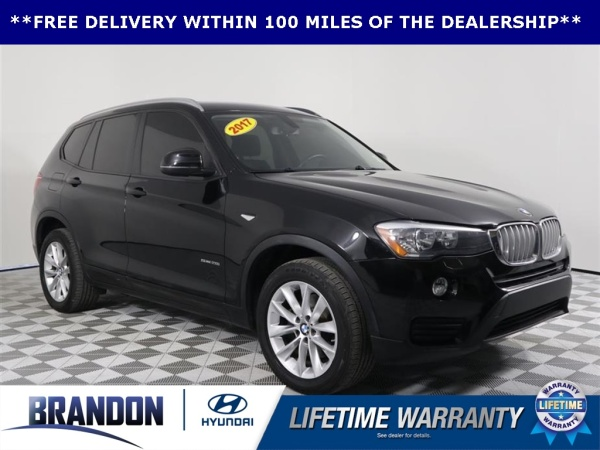 2017 BMW X3 in Tampa, FL