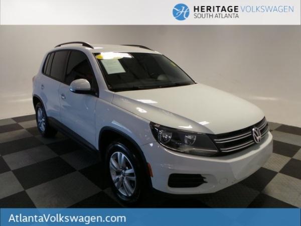 2016 Volkswagen Tiguan in Union City, GA