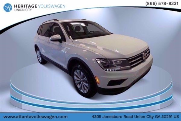 2020 Volkswagen Tiguan in Union City, GA