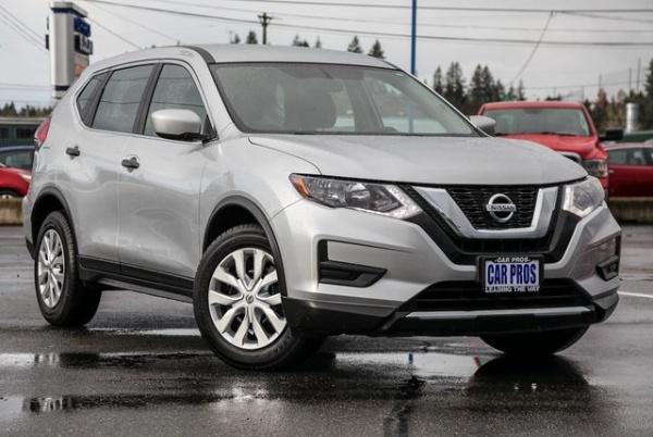 2017 Nissan Rogue in Tacoma, WA