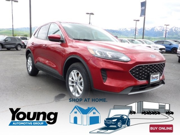 2020 Ford Escape in Morgan, UT