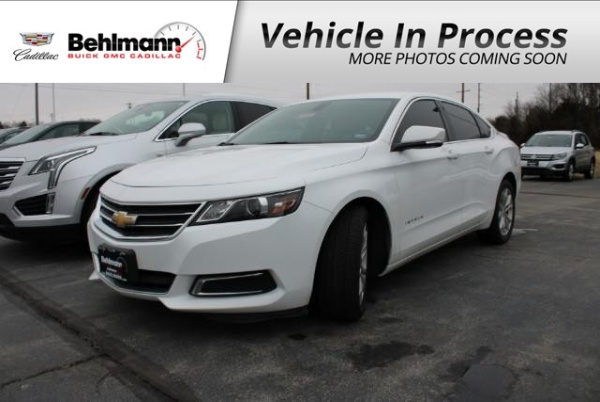 2017 Chevrolet Impala in Troy, MO
