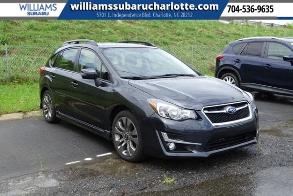 2016 Subaru Impreza in Charlotte, NC