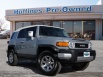 2014 Toyota FJ Cruiser 4WD Automatic for Sale in Denton, TX