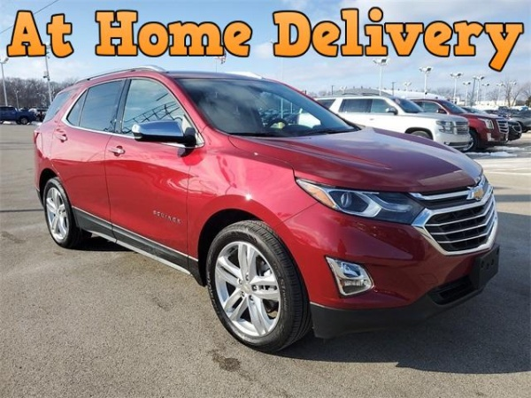 2019 Chevrolet Equinox in Milwaukee, WI