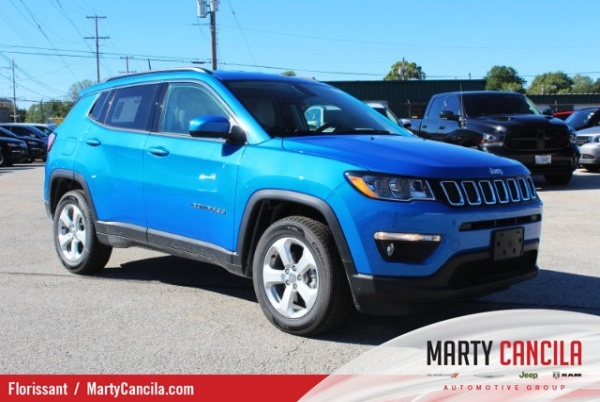 2018 Jeep Compass in Florissant, MO