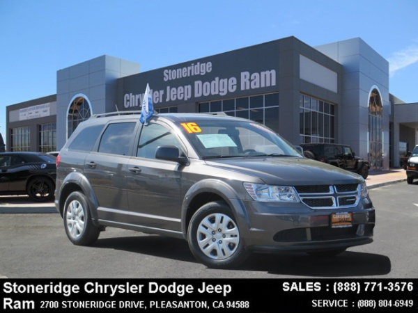 2016 Dodge Journey in Pleasanton, CA