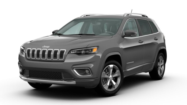 2020 Jeep Cherokee in Pleasanton, CA