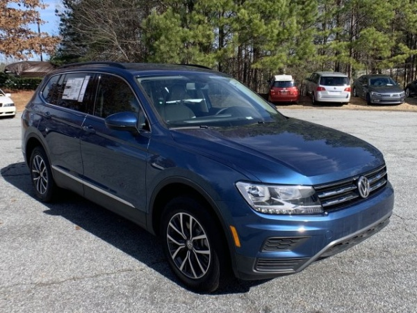 2020 Volkswagen Tiguan in Alpharetta, GA
