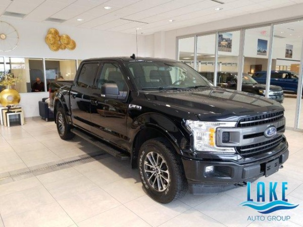2018 Ford F-150 in Milwaukee, WI