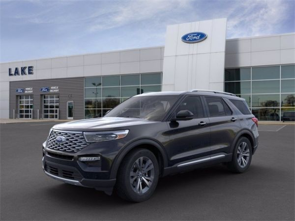 2020 Ford Explorer in Milwaukee, WI
