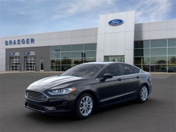 2019 Ford Fusion in Milwaukee, WI