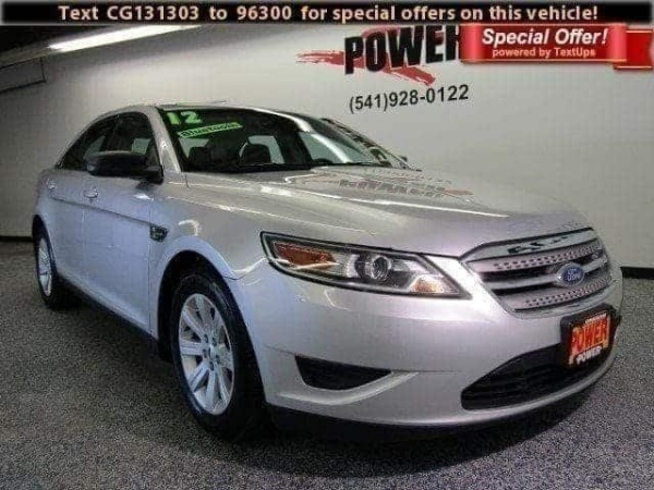 2012 Ford Taurus in Salem, OR