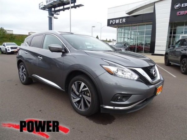 2017 Nissan Murano in Salem, OR