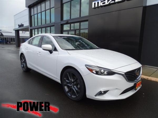2017 Mazda Mazda6 in Salem, OR