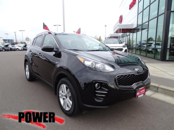 2017 Kia Sportage in Salem, OR
