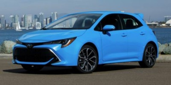 2020 Toyota Corolla Hatchback in Greenville, NC