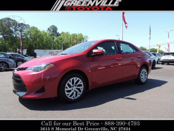 2019 Toyota Corolla in Greenville, NC