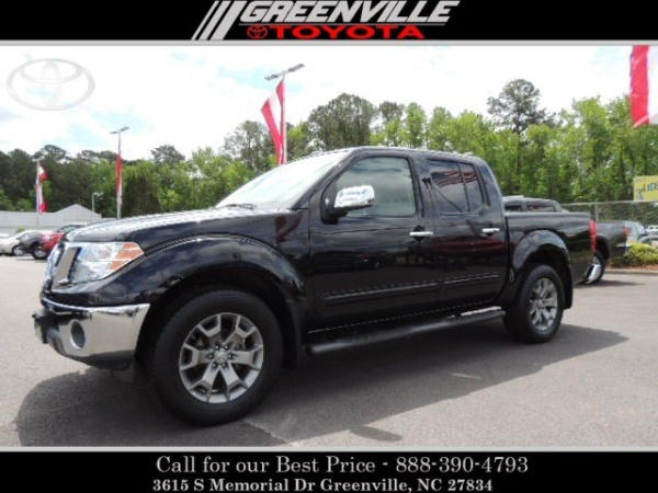 2019 Nissan Frontier in Greenville, NC