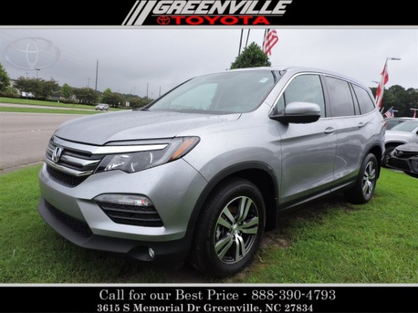 used honda pilot for sale in new bern nc u s news world report. Black Bedroom Furniture Sets. Home Design Ideas