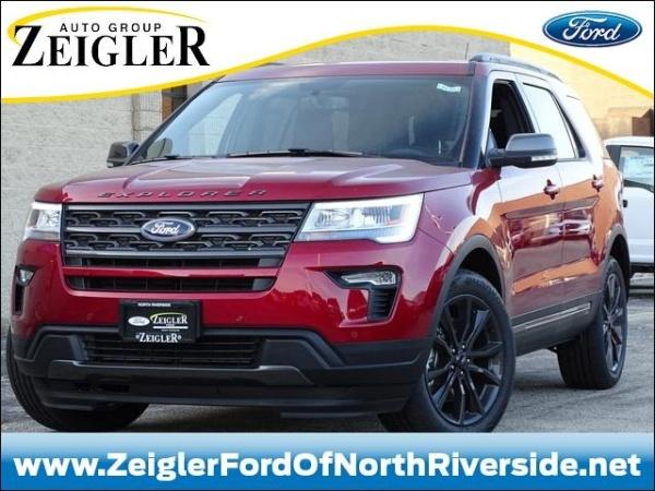 2019 Ford Explorer in North Riverside, IL