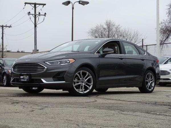 2019 Ford Fusion in North Riverside, IL