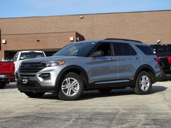 2020 Ford Explorer in North Riverside, IL