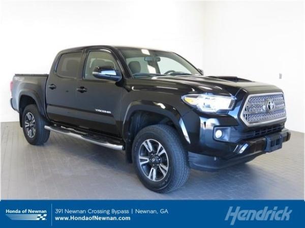 2017 Toyota Tacoma in Newnan, GA