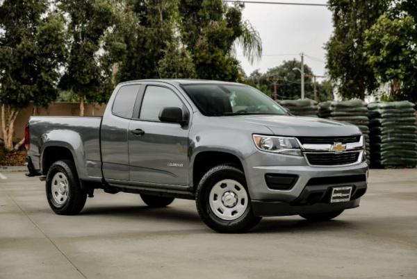 2019 Chevrolet Colorado Base