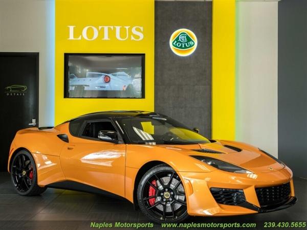 2018 Lotus Evora 400 400