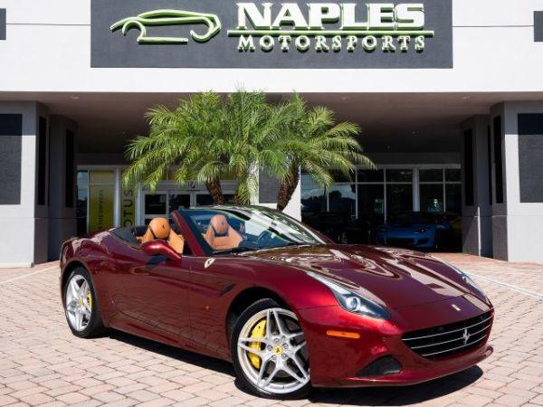 2016 Ferrari California in Naples, FL